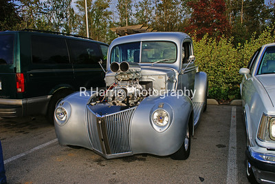 Tim Hortons Custom Car Show Sept.22-17