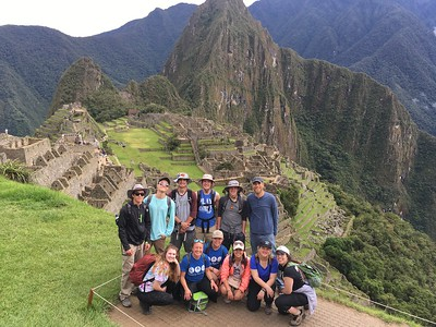 2017 Gladstone Peru Program