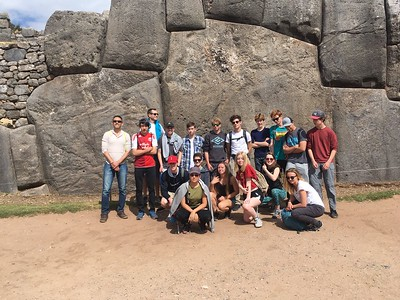 2017 Grant Peru Program