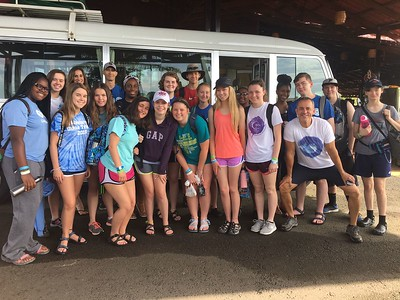 2017 Mr. Schram's Costa Rica Program