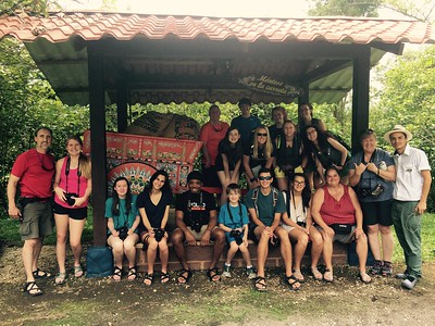 2017 Sparkman Costa Rica Program