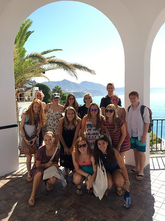 2017 Strath Haven Spain Program