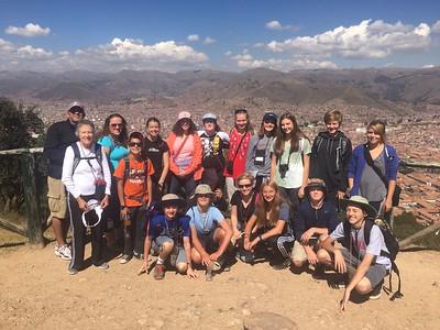 2017 Telluride Peru Program