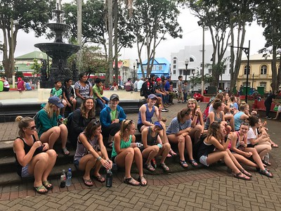 2017 Zionsville Costa Rica 7 Day Service Adventure