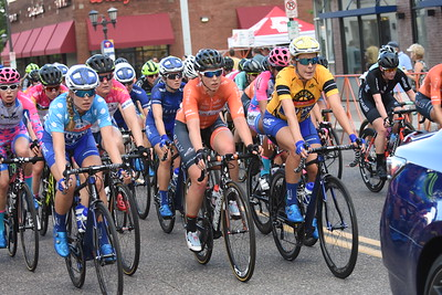 2017 Northstar Grand Avenue Criterium Pro Women