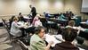 Groups during Evan Lemoine's workshop<br /> 2023