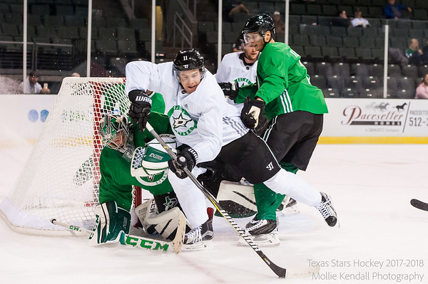 2017 Dallas Stars Training Camp