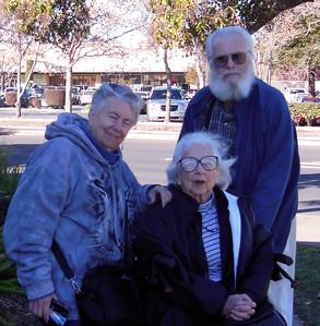 Elaine Sylvia & Fred