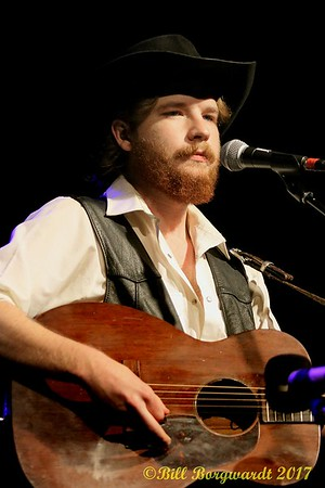 December 11, 2017 - Colter Wall with Blake Berglund at the Starlite Room