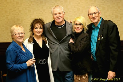 Chris, Tracy Anderson, Larry Gustafson, Tineta, Harlan - R Harlan Smith book 228