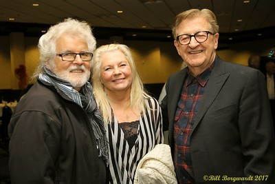 Barry Allen & wife with Wallis Petruk - R Harlan Smith book 210