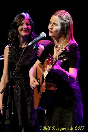 December 8, 2017 - The Ennis Sisters Christmas Show At The Arden Theatre in St Albert