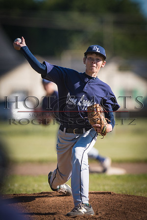 2017 Del Norte Babe Ruth Baseball Games