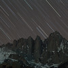 Raining Stars on Mt. Whitney
