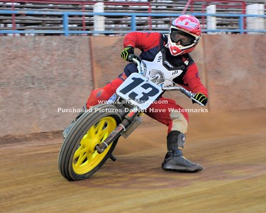 Tennessee Vally Flat track by Huntsville Powersports