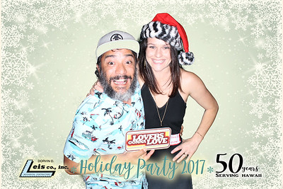 2017 Dovin D. Leis Holiday Party
