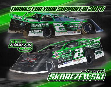Josh Skorczewski Sponsors