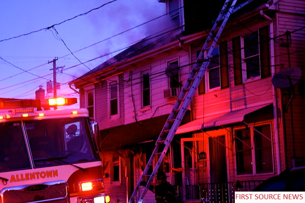 ALLENTOWN | LEHIGH | 3RD ALARM ROW HOME FIRE | 335 N 3RD ST & First Source News. 2017 EMERGENCY CALLS - jaysonwagnerPhotography ...