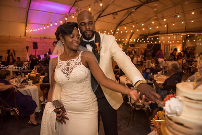 2017- Earl and Tamika Wedding