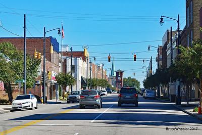S. Garnett St, Henderson, North Carolina