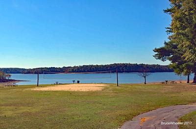 Kerr Lake, 800-miles of shoreline!