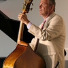 Brian Sapp| the Goshen News<br /> Bassist Martin Pizzarelli accompanies his father Bucky.