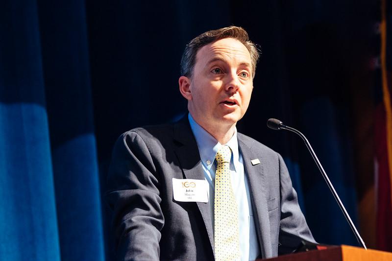 Emory Law Alumni Board President, John Maggio 96L