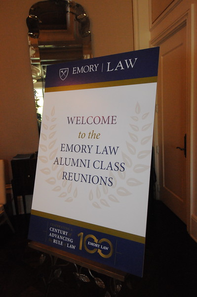 Centennial Weekend  Class Reunions Emory Law Emory University