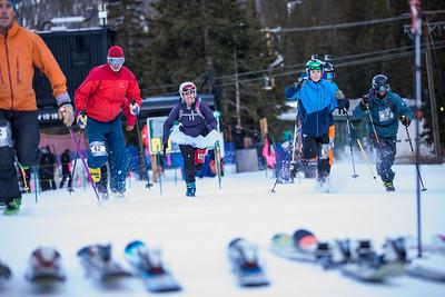 Arapahoe Basin Ski Area - Powder Day April 12, 2017