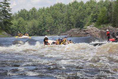 Ottawa River August 11