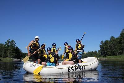 Ottawa River August 8
