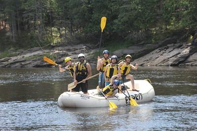 Ottawa River August  9th