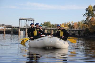 Ottawa River - October 21 2017