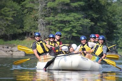 Ottawa river August 2