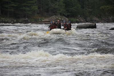 Ottawa river - July 27, 2017