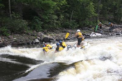 Ottawa river august 10