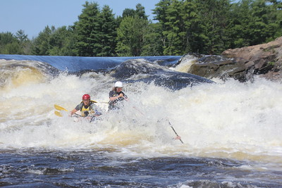 Ottawa river august 13