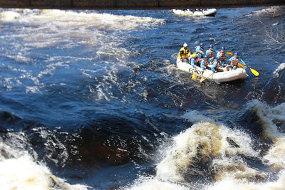 Petawawa River, May 20, 2017