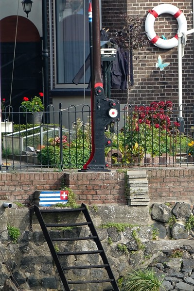 Dutch Pride and a life saver just in case.