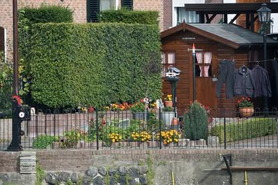 Rhine River Gardens
