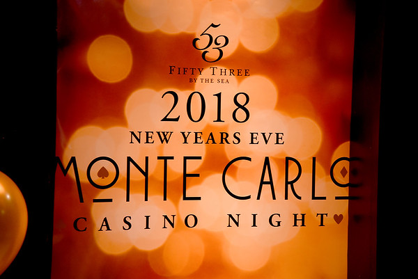 53 By The Sea  New Years Eve Party  12-31-17