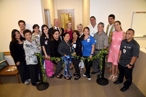 HPH Col Sanders Rehab Center Blessing 10/9/17