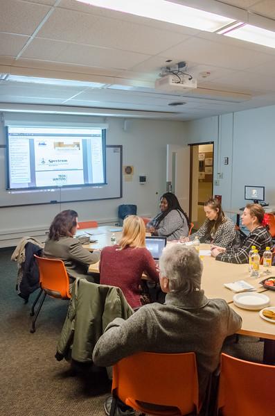 Society of Technical Communication Webinars at SUNY Buffalo State.