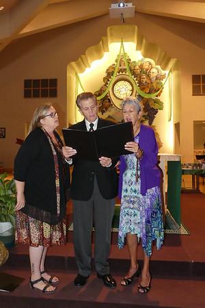 10-03-17 Secular Franciscan Profession Ritual