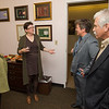 Reception for 18th Century Studies Center at Buffalo State College.