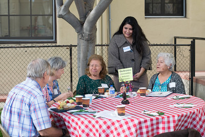 11-19-17 New Parishioners Breakfast Group 2
