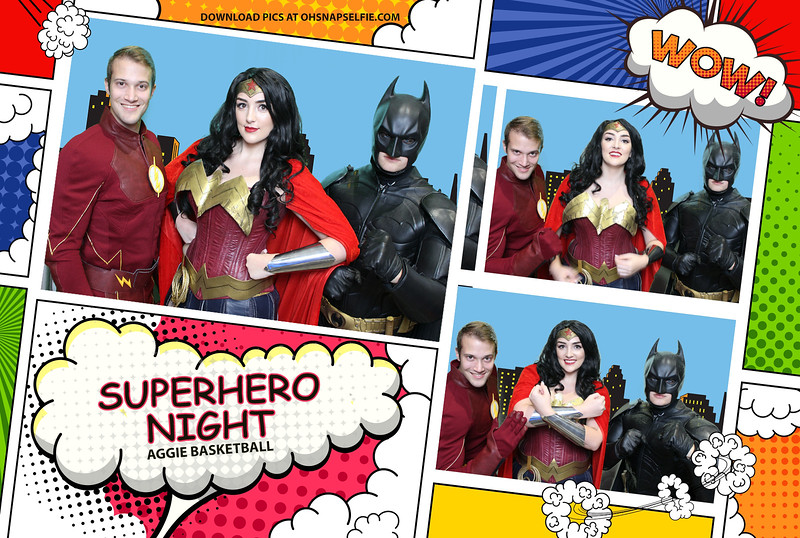 111717 - TAMU - Superhero Night