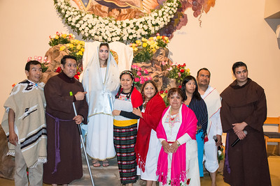 12-12-17 Celebration of Our Lady of Guadalupe