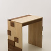 Student wood design work by Nick Walker