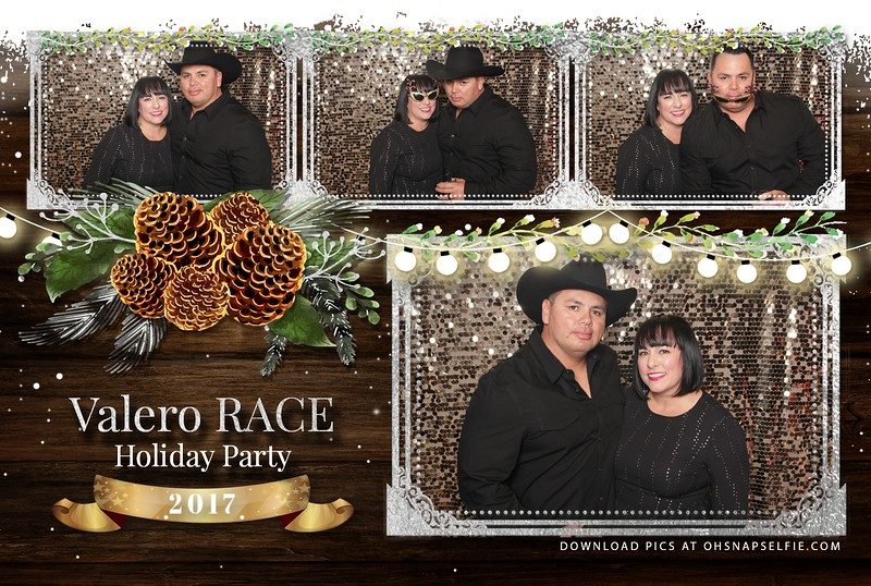 121617 - Valero RACE Holiday Party